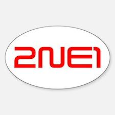 2ne1 Bumper Stickers