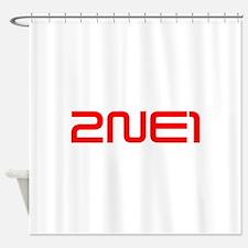 2ne1 Shower Curtain