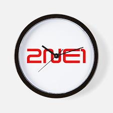 2ne1 Wall Clock