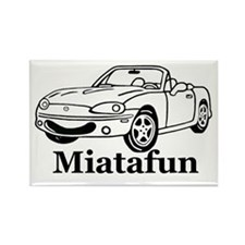 Miatafun Rectangle Magnet