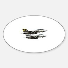 F-14 Tomcat Fighter Decal