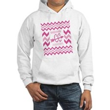 PINKs Cross Country ZigZags Hoodie