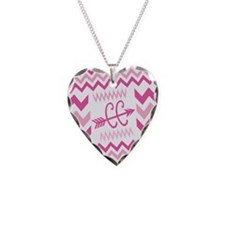PINKs Cross Country ZigZags Necklace