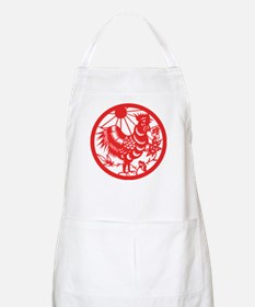 Zodiac, Year of the Rooster Apron