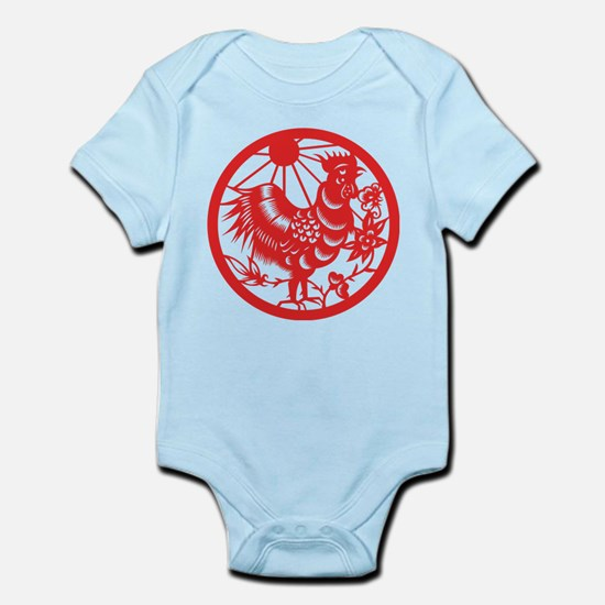 Zodiac, Year of the Rooster Body Suit