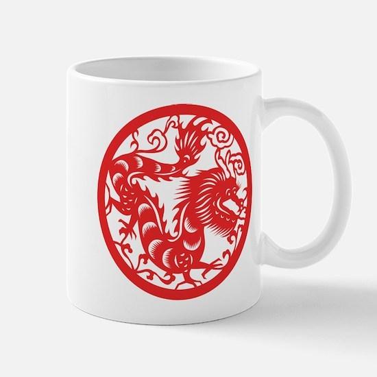 Zodiac, Year of the Dragon Mugs