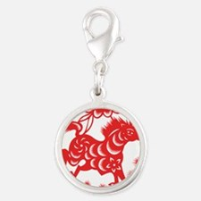 Zodiac, Year of the Horse Charms