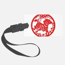 Zodiac, Year of the Horse Luggage Tag