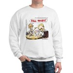 Putin And Obama Poker Sweatshirt