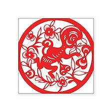 Zodiac, Year of the Monkey Sticker