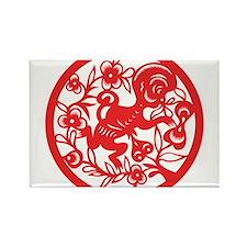 Zodiac, Year of the Monkey Magnets