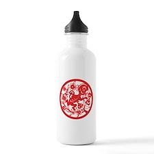 Zodiac, Year of the Monkey Water Bottle