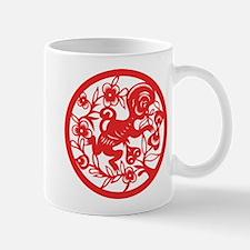 Zodiac, Year of the Monkey Mugs