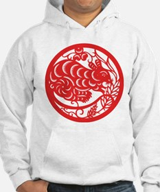 Zodiac, Year of the Mouse Hoodie