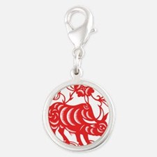 Zodiac, Year of the Ox Charms