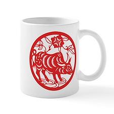 Zodiac, Year of the Ox Mugs