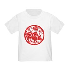 Zodiac, Year of the Ox T-Shirt
