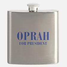 OPRAH-BOD-BLUE Flask