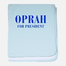 OPRAH-BOD-BLUE baby blanket