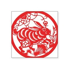 Zodiac, Year of the Rabbit Sticker