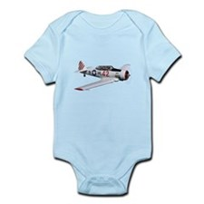 T-6 Texan Trainer Infant Bodysuit