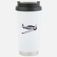 T-6 Texan Trainer Stainless Steel Travel Mug