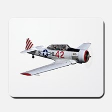 T-6 Texan Trainer Mousepad