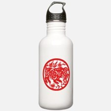 Zodiac, Year of the Pig Water Bottle