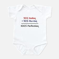 Italian & Russian Infant Bodysuit