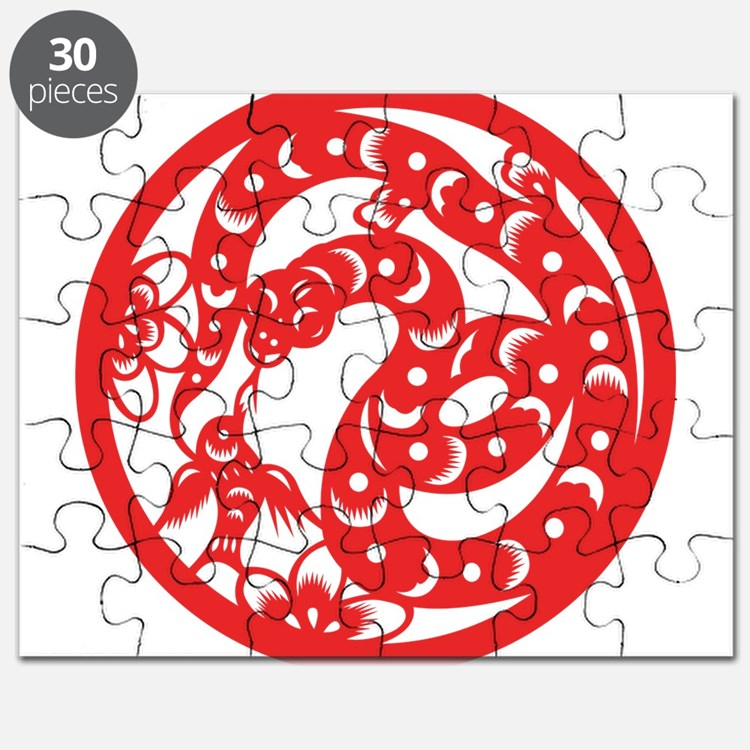 Zodiac, Year of the Snake Puzzle