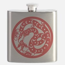 Zodiac, Year of the Snake Flask