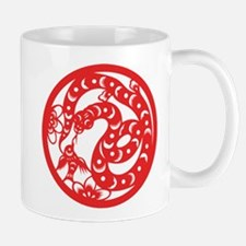 Zodiac, Year of the Snake Mugs