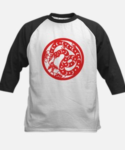 Zodiac, Year of the Snake Baseball Jersey
