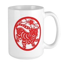 Zodiac, Year of the Tiger Mugs