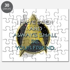 Always Shall be Your Friend Puzzle