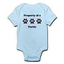 Property Of A Portie Body Suit