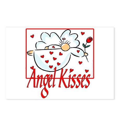 Angel Kisses Postcards (Package of 8)