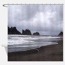 lapush01mpad.png Shower Curtain