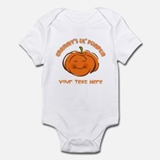 Grammy's Little Pumpkin Personalized Infant Bodysu