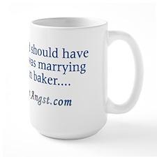 Lesbian Baker Mug