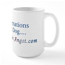 Conversations with Dog Mug