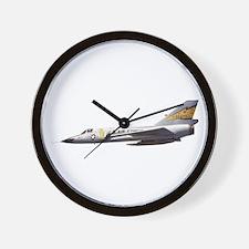 F-106 Delta Dagger Fighter Wall Clock