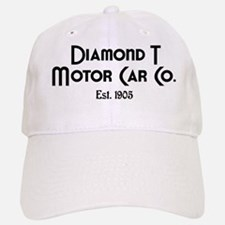 Diamond T Baseball Baseball Cap