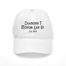 Diamond T Baseball Cap