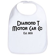 Diamond T Bib