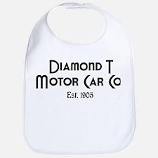 Diamond T Bib
