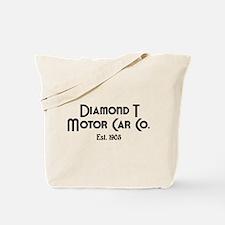 Diamond T Tote Bag