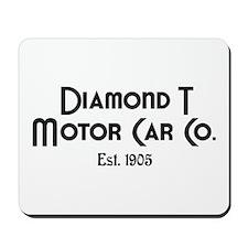 Diamond T Mousepad