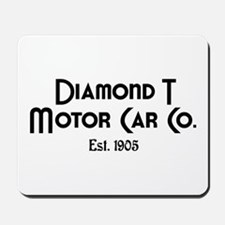 Diamond T Mousepad