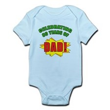 Celebrating Dad's 80th Birthday Infant Bodysuit
